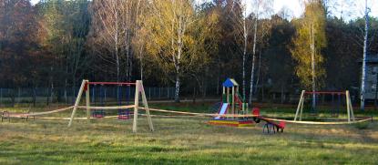 Bendruomenės lauko aikštelė