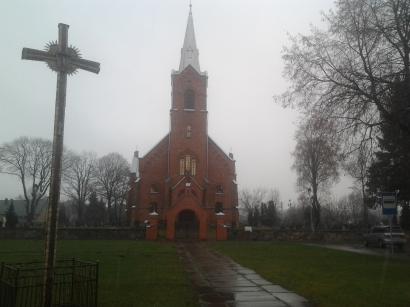 Perlojos bažnyčia nuotrauka