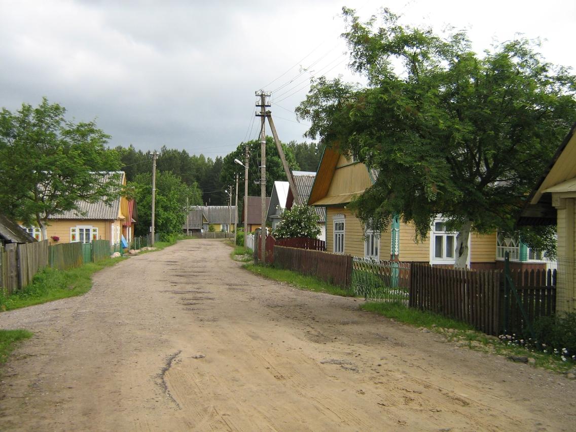 Kaimo vaizdai