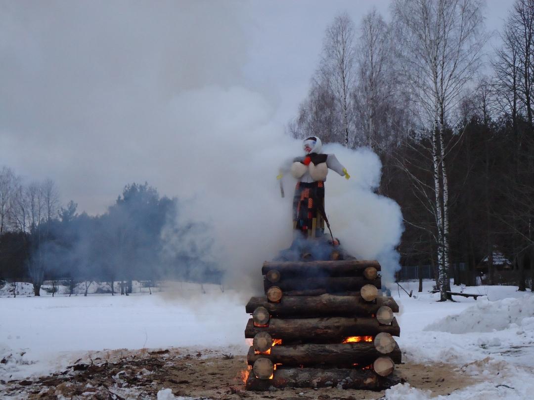 Užgavėnės ir Morės deginimas