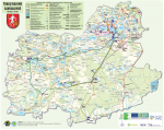 Trakų raj. savivaldybės žemėlapis